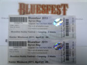 Byron Bay Bluesfest 2011