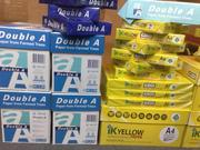 For Sale : A4 paper 80 gsm/75 gsm/70 gsm Copy papers $0.85USD