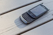 brand new black berry touch