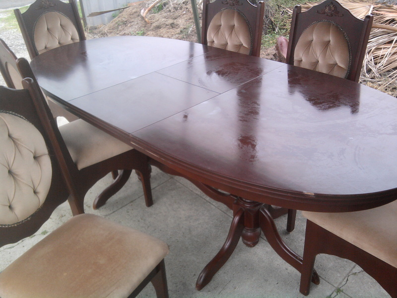 7 Piece Dining Table Sydney Furniture For Sale Sydney Kac Amor Supersize Leather Dining Arm