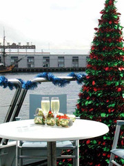 Christmas Party Venue on Sydney Harbour