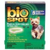 Bio Spot Flea & Tick Collar with IGR for Small Dogs,  5 Month