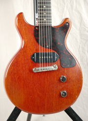 VINTAGE GIBSON 1959 LES PAUL JR CHERRY DOUBLE CUTAWAY