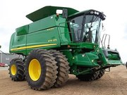 New,  Ex-Demo American Tractors & Combines At Wholesale Prices.