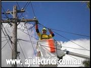 Electrical Services for Pole Supply and Installation