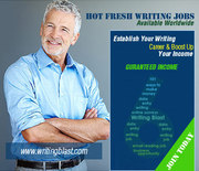 URGENT: People Needed For High Paying Writing Job!