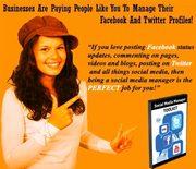 Hiring Social Media Manager PERFECT Job for You!