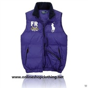 Polo ralph lauren Clothes , Polo Vest down jacket outletcheapshoes.net
