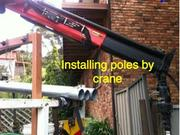 Power Pole Repair and Replacement Services in Sydney