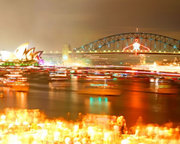 Sydney New Years Eve Party Cruises