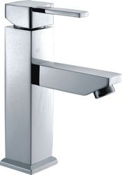 Buy Branded OS Square Bathroom Basin Mixer Wels Tap At Discounted Rate