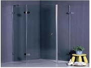 Buy Stylish Frameless Angle Shower Screens in Sydney