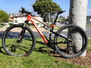 Specialized epic carbon comp 29er size m 2012