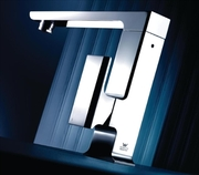 Buy Dorf Jovian Wels Square Basin Sink Mixer Tap Square in Sydney