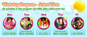 Engaging your Kids for Weekday Program During the School Term in Earlwood