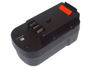 Cordless Drill Battery for BLACK & DECKER A1718