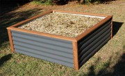 Unique and Stylish Colorbond Raised Garden Beds For Growing Vegetables - Flat Pack Kits