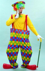 Buy Adult Clown Costume in just $24.95