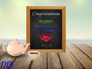 Wall Art Decor for Yourself… A Wonderful Gift for your Family & Friend