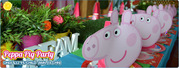 Organise Peppa Pig Birthday Party for Your Kids in Earlwood