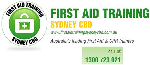 First Aid Course Sydney - CBD College