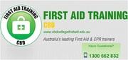 First Aid Training Parramatta - CBD College