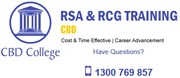 RSA & RCG Training Parramatta Sydney NSW at CBD College
