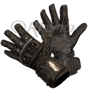 Black Talons - Leather Summer Long Glove