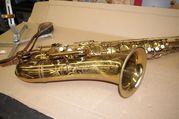 1958 Selmer MK VI Tenor Saxophone with Case