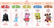 June – July 2015 Free Winter School Holiday Program in Roselands