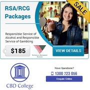 40% Off RSA and RCG Certifications Course in Sydney Australia