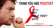 HiV Test kits – Test yourself at your home