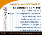 Mobile phone Developers