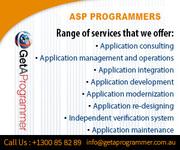 ASP                programmers