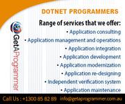 Dotnet programmers