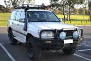 Toyota Landcrusier 98