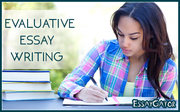 Amazing Evaluative Essay Writing on EssayGator.com