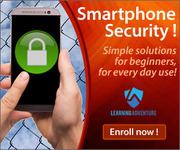 Don't be a victim: Secure your mobile device&privacy
