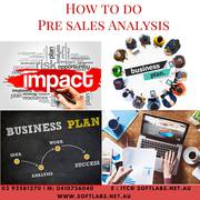 Classroom training on PreSales Analysis for $1000