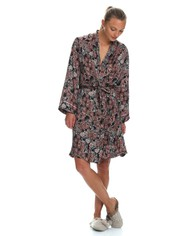 Liberty Filigree Pure Silk Robe at affordable Rates