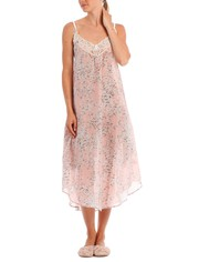 Cherry Blossom Pink Maxi Nightie at Papinelle Australia