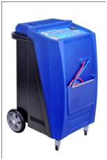 AC1000 Full Automatic A/C Refrigerant Recharge Recover Recycle Machine
