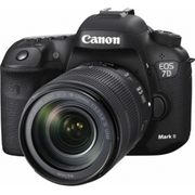 2016 EOS 7D Mark II DSLR Camera with EF-S 18-135mm IS STM Lens