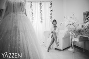 Modern look with a Stylish Wedding Photography
