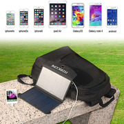 12W Dual USB Foldable Solar Charger | PapaChina