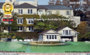 Buying Property in Australia For Foreigners