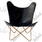 Buy Unique Black Leather Chairs Sydney Online!
