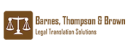 Translation Solutions For Law Firms