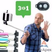 Handheld Selfie Stick Monopod