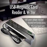 Magnetic Card Reader and Writer MSR605